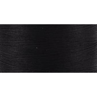 Natural Cotton Thread Solids 876yd-Black