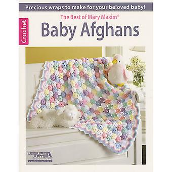 Leisure Arts-Baby Afghans-The Best Of Mary Maxim