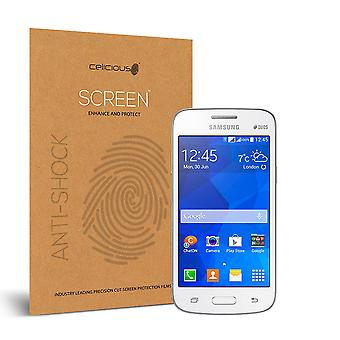 Celicious Impact Anti-Shock Shatterproof Screen Protector Film Compatible with Samsung Galaxy Star 2 Plus