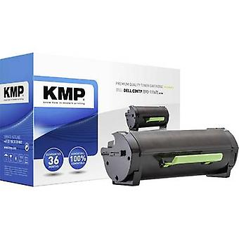 KMP Toner cartridge replaced Dell C3NTP, 593-11167 Compatible Black 9400 pages D-T20