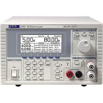 Aim TTi LD400 Electrical load 80 Vdc 80 A 400 W