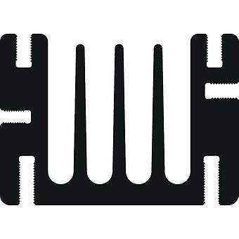Heat sink 3.6 C/W (L x W x H) 90 x 46 x 33 mm SOT 32, TO 220 Fischer Elektronik SK 68 90 SA