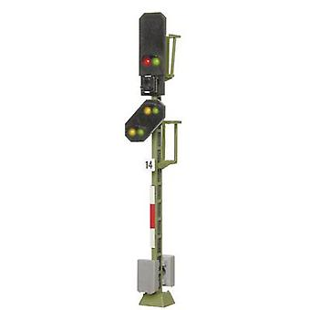 Viessmann 4014 H0 Light Incl. advance signal Block signal Assembled DB