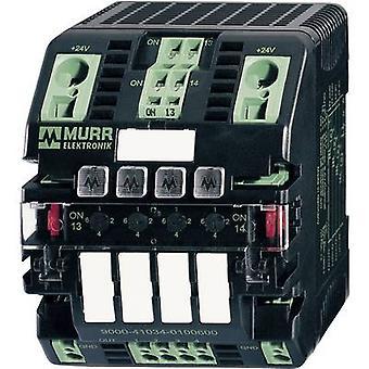 Electronic fuse Murr Elektronik 9000-41034-0100600 6 A No. of outputs: 4 x