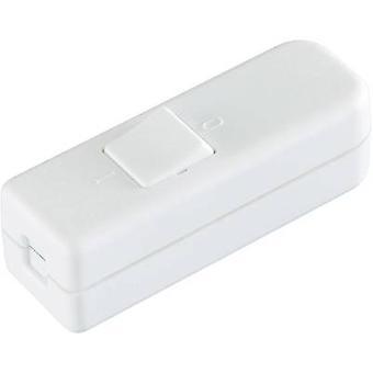 interBär 8006-008.01 Pull schakelen Wit 1 x Off/On 6 A 1 PC('s)