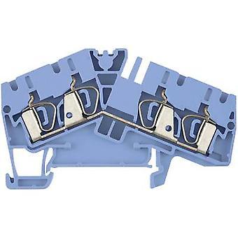 Weidmüller 1706070000 ZDU 2.5-2/4AN BL 0,5 - 2,5 mm² Atoll Blue