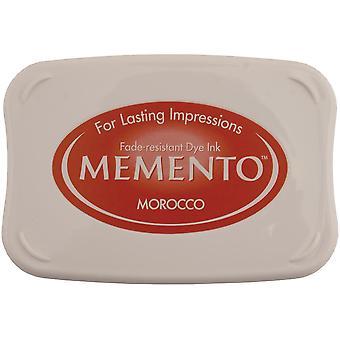 Memento Dye Ink Pad-Morocco