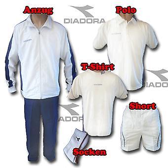 Tênis Diadora conjunto têxtil