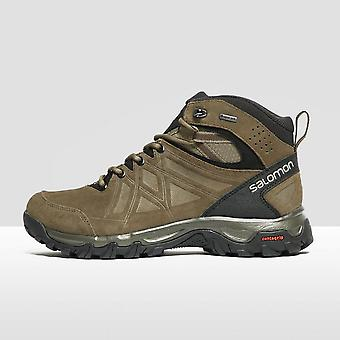 Salomon Evasion 2 Mid Leather GTX Men's Hiking Boots