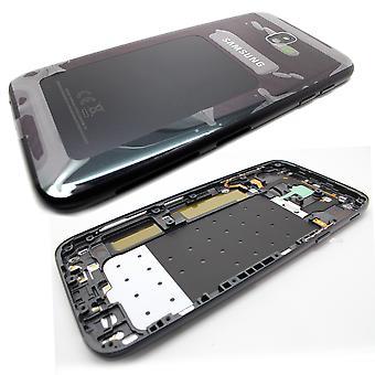 Samsung Galaxy SM-J530 -2017- Rear Housing - Service Pack - Black