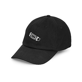 Penny Black Calvin Dad Six Panel Adjustable Cap