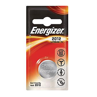 Energizer CR2012 Lithium Watch Battery