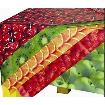 VERKOOP - heldere fruitige plons Mat Tablecovers - 5 Pack