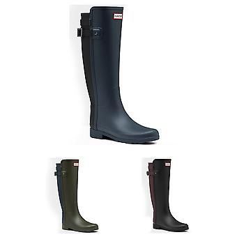 Womens Hunter Original Refined Back Strap Wellington Snow Waterproof Boot UK 3-9
