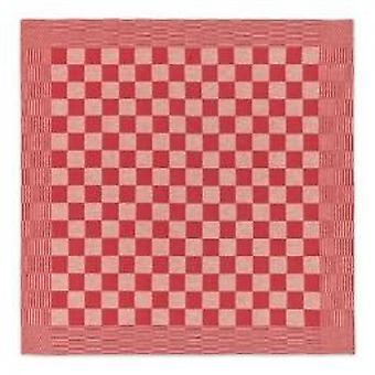 DADDY Tea towel BBQ red 60x65cm 6pcs