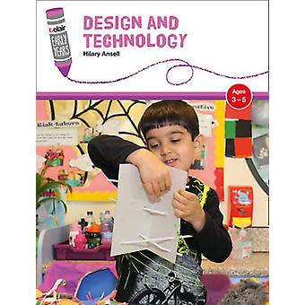 Design and Technology - Ages 3-5 by Hilary Ansell - 9780007447978 Book