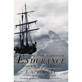 Utholdenhet av Frank Arthur Worsley - 9780393319941 bok