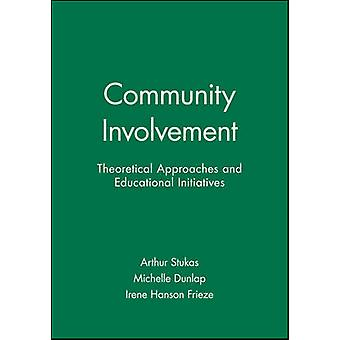 Participación de la comunidad - aproximaciones teóricas y sus educativos