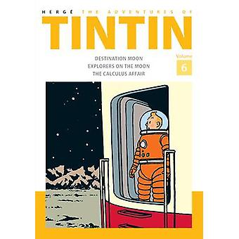 The Adventures of Tintin - Volume 6 by Herge - 9781405282802 Book