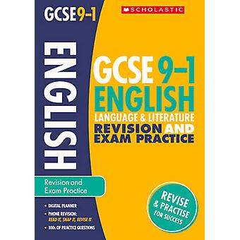 English Language and Literature Revision and Exam Practice Book for A