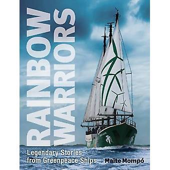 Rainbow Warriors by Maite Mompo - Chris Brazier - 9781780261720 Book