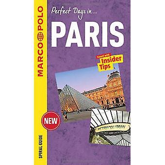 Paris Marco Polo Spiral Guide by Marco Polo - 9783829755085 Book