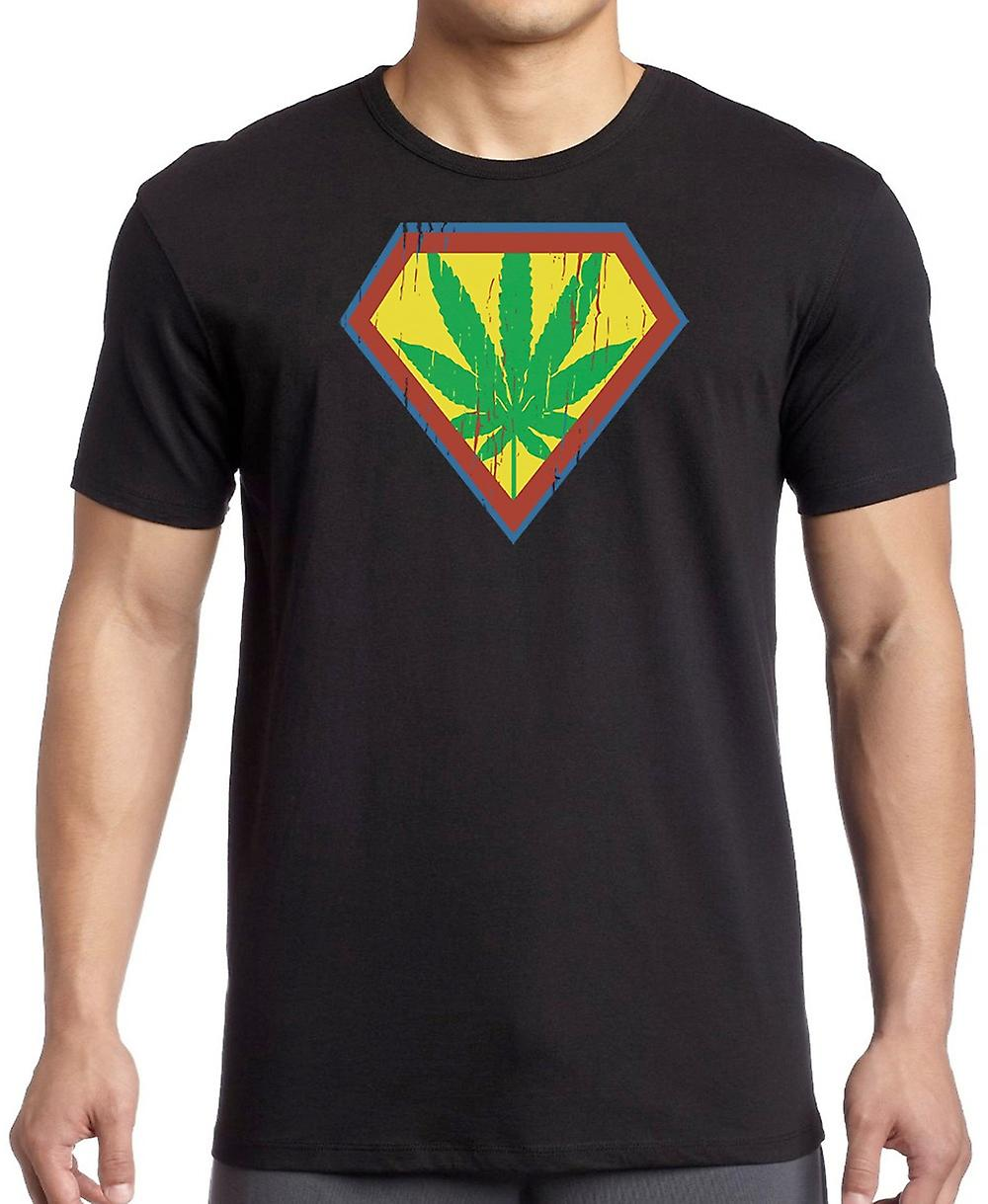 Superweed - narcotico supereroe donne T Shirt