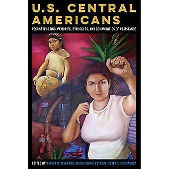 US Central amerikaner - rekonstruera minnen - kamper- och Com