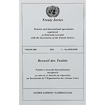 Recueil des traités 2809 (Anglais/Français édition) de l'organisation des Nations Unies - bureau