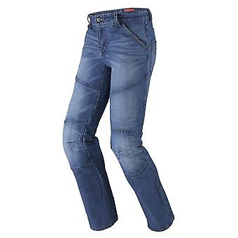 Spidi Blue J-Max Motorcycle Jeans