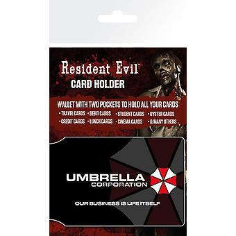 Resident Evil Umbrella-Kartenhalter