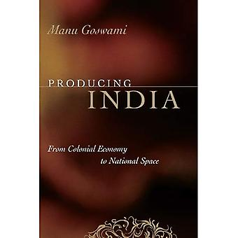 Producerer Indien: Fra Colonial økonomi til nationale plads (Chicago undersøgelser i praksis af betydning)