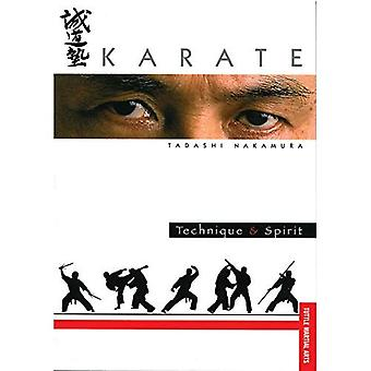 Karate: Technique and Spirit (Tuttle Martial Arts)