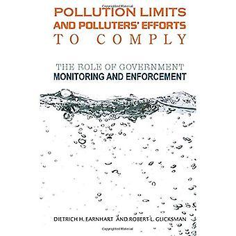Limiti di inquinamento e gli sforzi degli inquinatori a rispettare