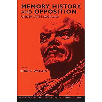 Memory, History, and Opposition Under State Socialism