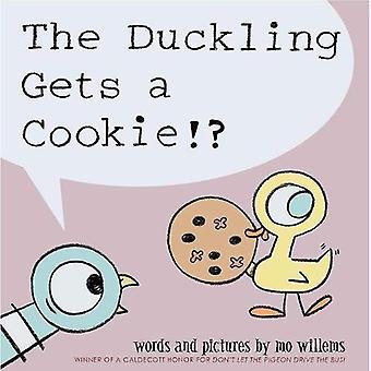Ankungen blir en Cookie!?