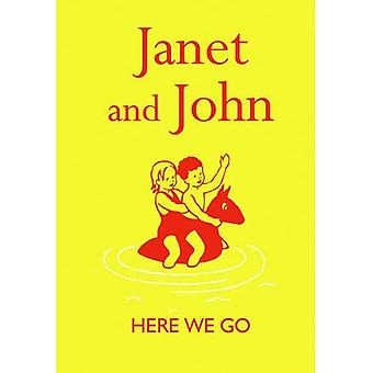Janet and John: Here We Go (Janet & John Books)