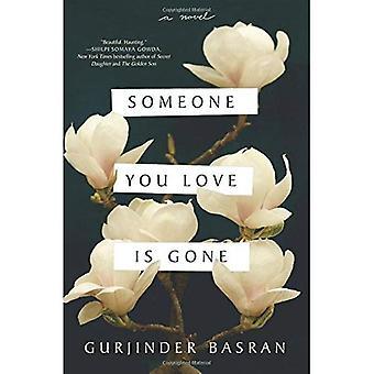 Jemand, den du liebst ist verschwunden