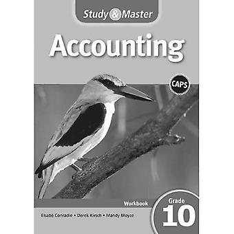 CAPS Accounting: Study & Master Accounting Workbook Grade 10