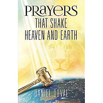 Bønner, som ryster himlen og jorden
