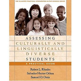 Bedömningen av kulturellt och språkligt mångskiftande studenter: en praktisk vägledning