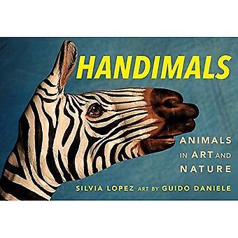 Handimals: djur i konst och natur