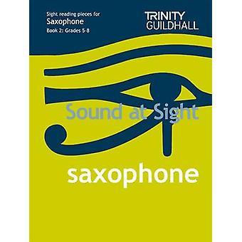 Sound at Sight Saxophone Book 2 - Grades 5-8 - Sample Sight Reading Tes