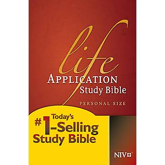 Life Application Study Bible-NIV-Personal Size by Tyndale House Publi