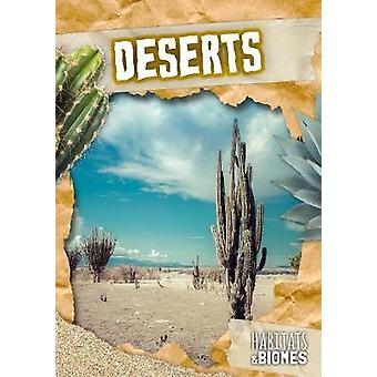 Deserts by Mike Clark - 9781786371836 Book