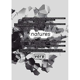 Verb Natures by Albert Ferre - Michael Kubo - Ramon Prat - 9788496540