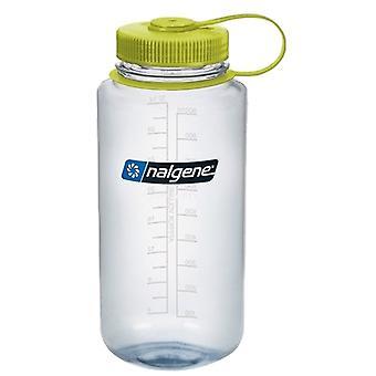Nalgene Clear Tritan Wide Mouth Loop Top Bottle 1L