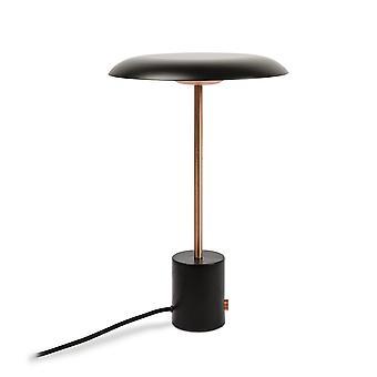 Faro - Hoshi Black And Copper LED Table Lamp FARO28388