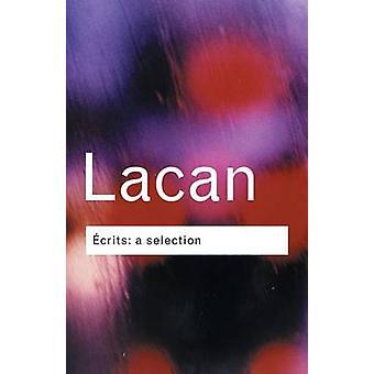 Ecrits - et udvalg af Jacques Lacan - 9780415253925 bog
