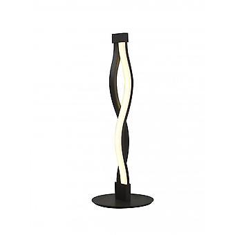 Mantra Sahara Brown Oxide Table Lamp 6W 2800K, 420lm, Brown Oxide/White Acrylic, 3yrs Warranty